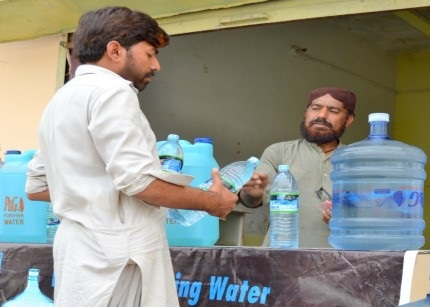 P&G launches fourth consecutive year of treated drinking water program for Karachi communities