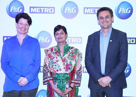 METRO Cash & Carry and P&G partner for  the Children's Safe Drinking Water program this World Water Day