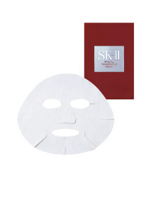 Facial Treatment Mask Image