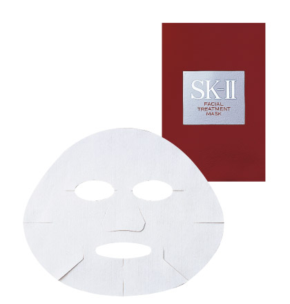 護膚面膜 Facial Treatment Mask Image