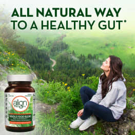 Multi-Strain Natural Probiotic for Healthy Gut