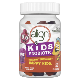 Align Kids Chewable Probiotic Supplement