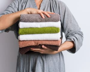 How To Keep Towels Soft with Laundry Tips