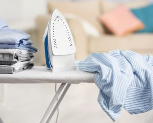 How To Iron Clothes Fast Without Wrinkles