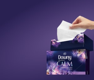 Downy Fabric Softener Dryer Sheets