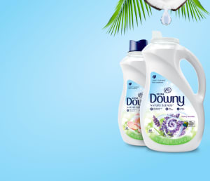 Downy Nature Blends Fabric Softeners