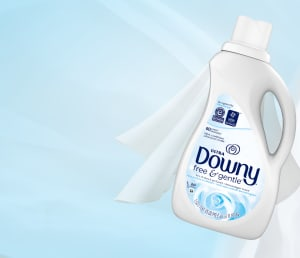 Downy Free & Gentle Fabric Softeners