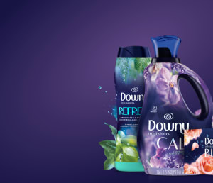 Downy Infusions Fabric Softeners