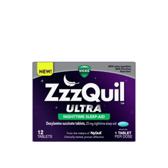ZzzQuil ULTRA Tablets