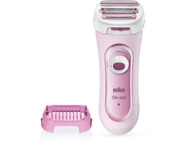 Comfortable Soft & Silky Lady Shaver