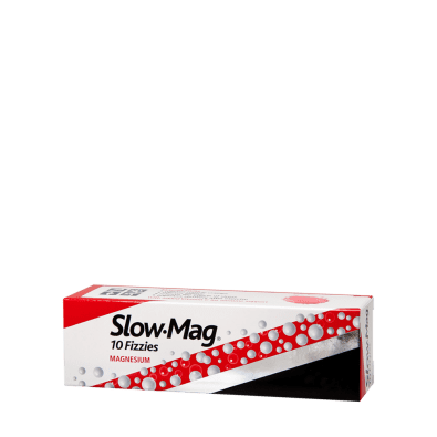 Slow-Mag 10 Fizzies