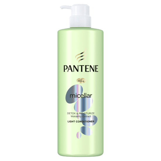 Micellar detox & moisturize conditioner for all hair types