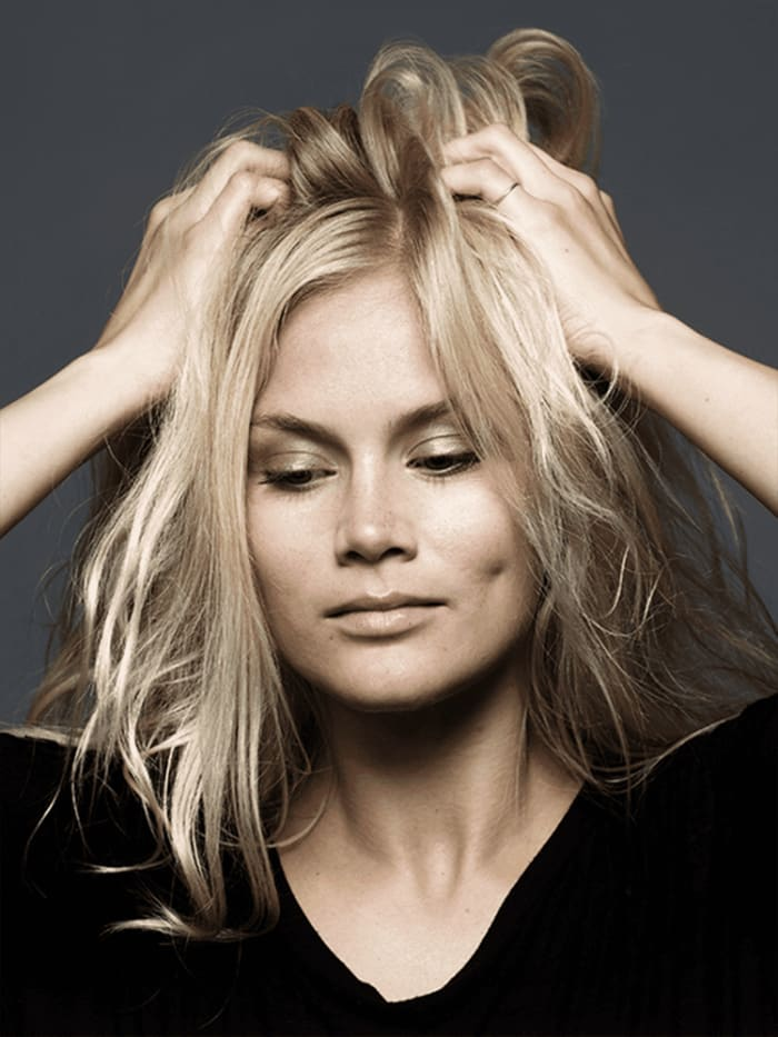 Massage your way to gorgeous hair