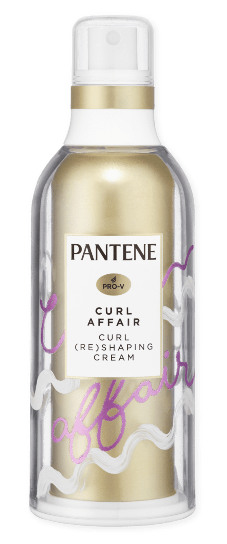 Pantene Curl Affair Curl Re Shaping Cream 2x