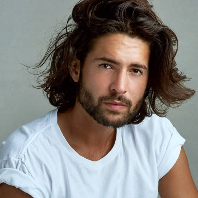 Discover The Best Long Hairstyles For Men Braun Uk