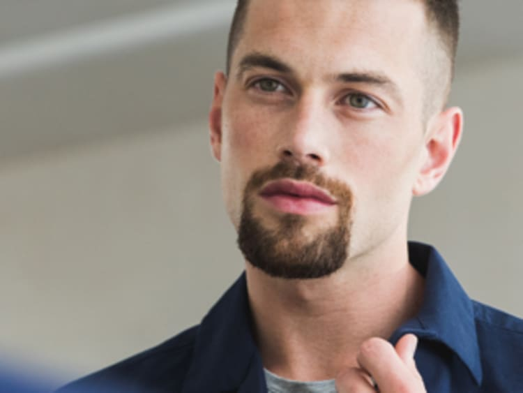 Fine How To Grow And Trim A Goatee Beard Braun Us Natural Hairstyles Runnerswayorg