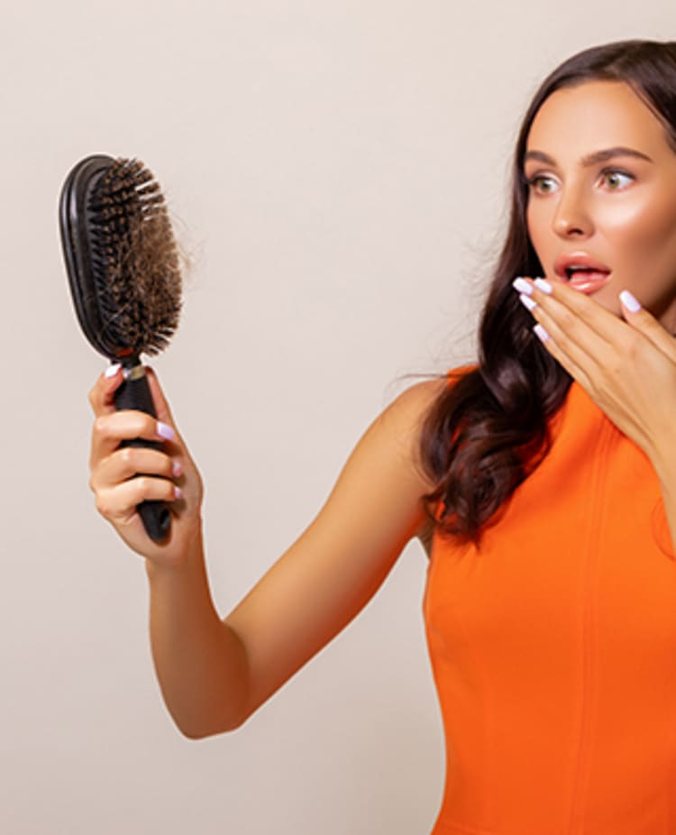 Are Thyroid and Loss of Hair Related Banner Image