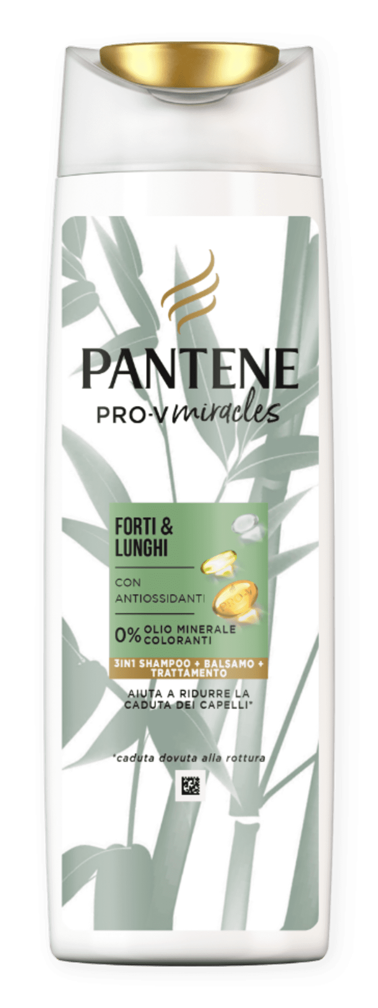 Pantene Pro-V Miracles Shampoo Forti & Lunghi 3in1
