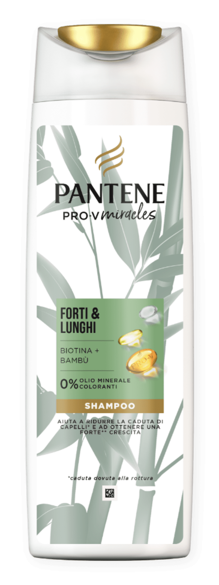 Pantene Pro-V Miracles Shampoo Forti&Lunghi