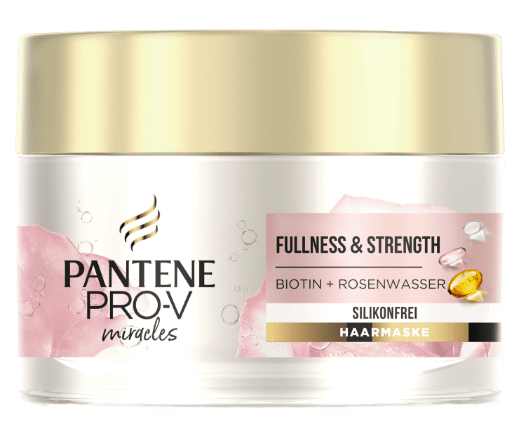 Fullness & Strength Haarmaske