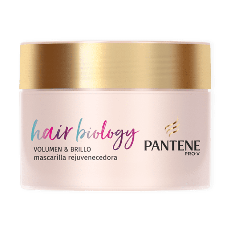 Mascarilla Volumen y Brillo Hair Biology
