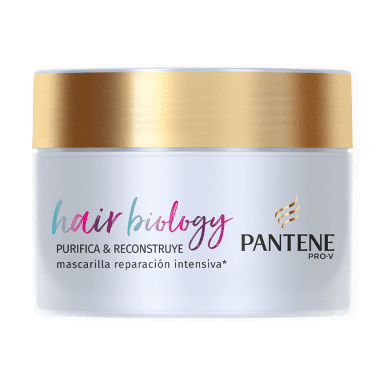 Mascarilla Purifica y Reconstruye Hair Biology