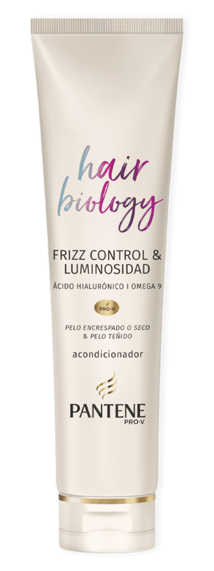 Acondicionador Frizz control y Luminosidad Hair Biology