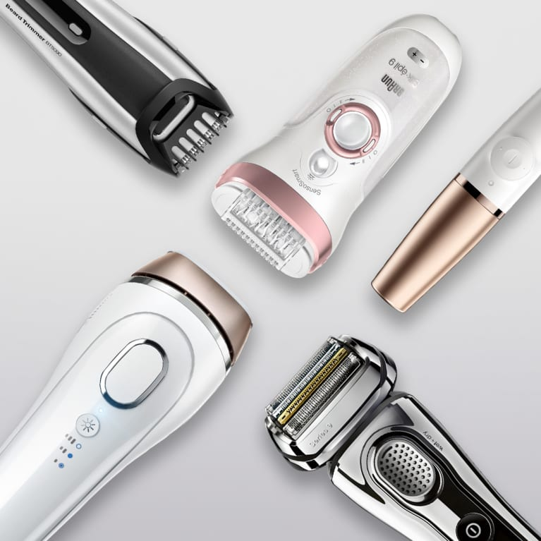 Hair Removal, Grooming & Skin Care Products | Braun US