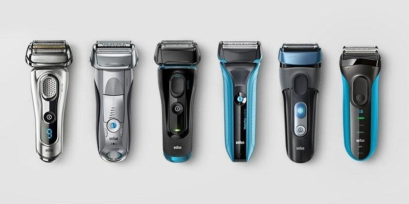 teaser electric shaver