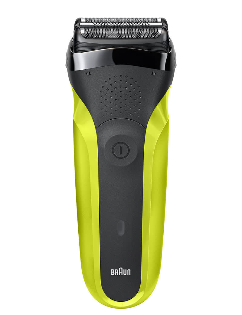 Series 3 Shaver, Volt Green