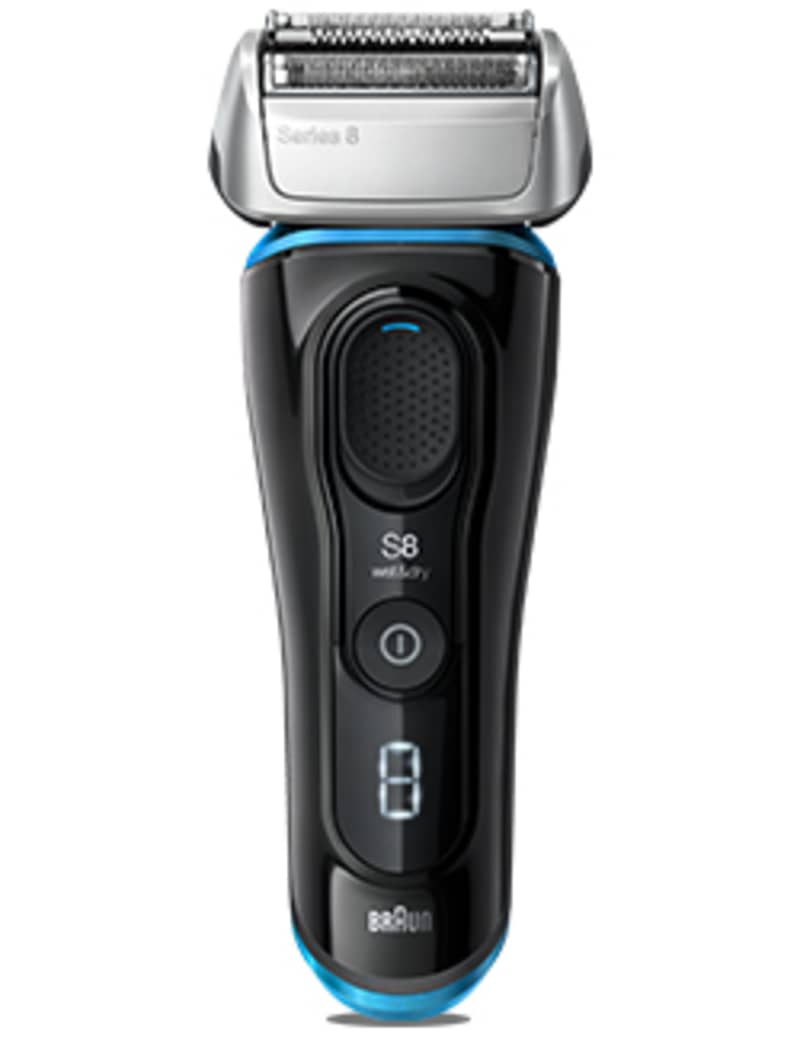 Series 8 shaver