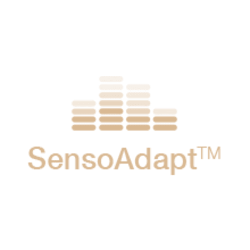 SensoAdapt™ technology