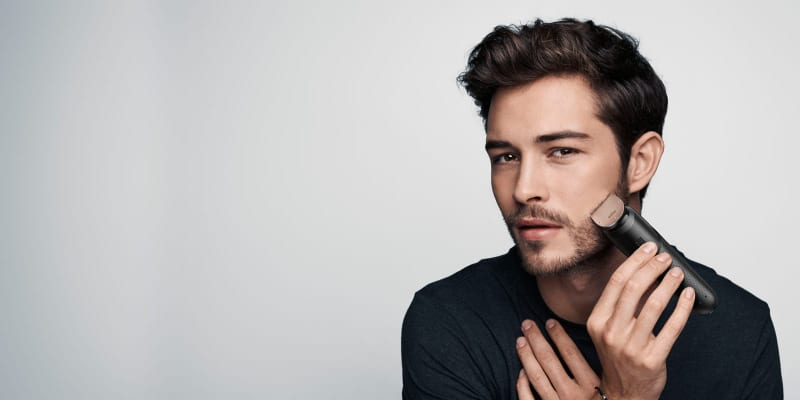 How to trim & get perfect look?