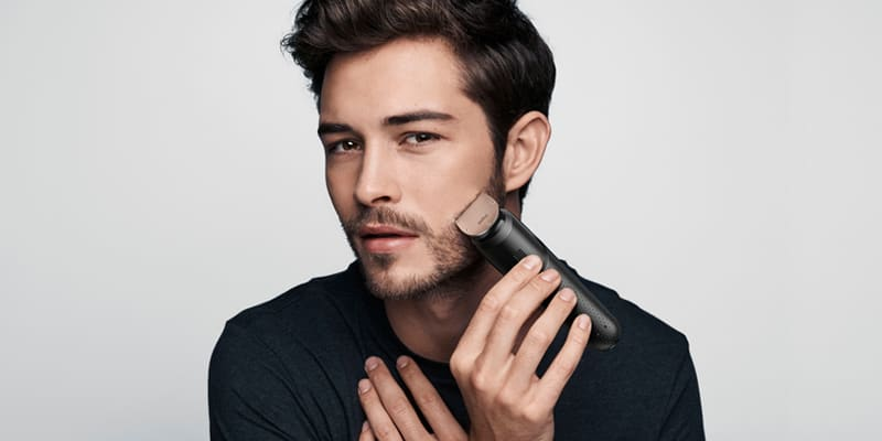How to style sideburns