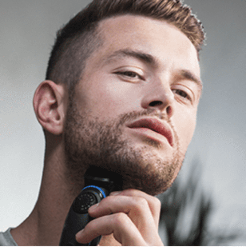 how to style your stubble beard braun us