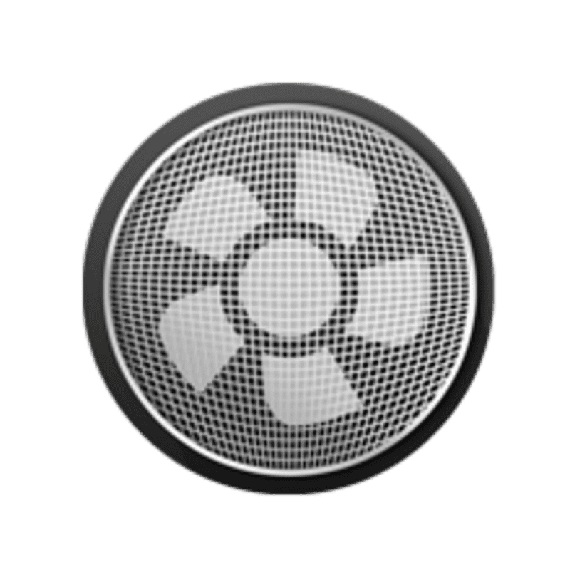 Removable mesh filter