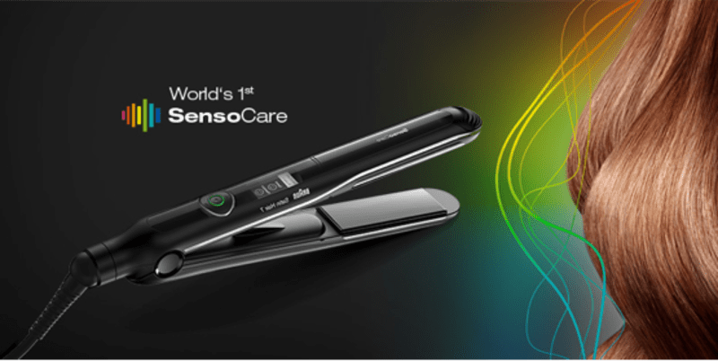 Braun's innovative SensoCareTechnology