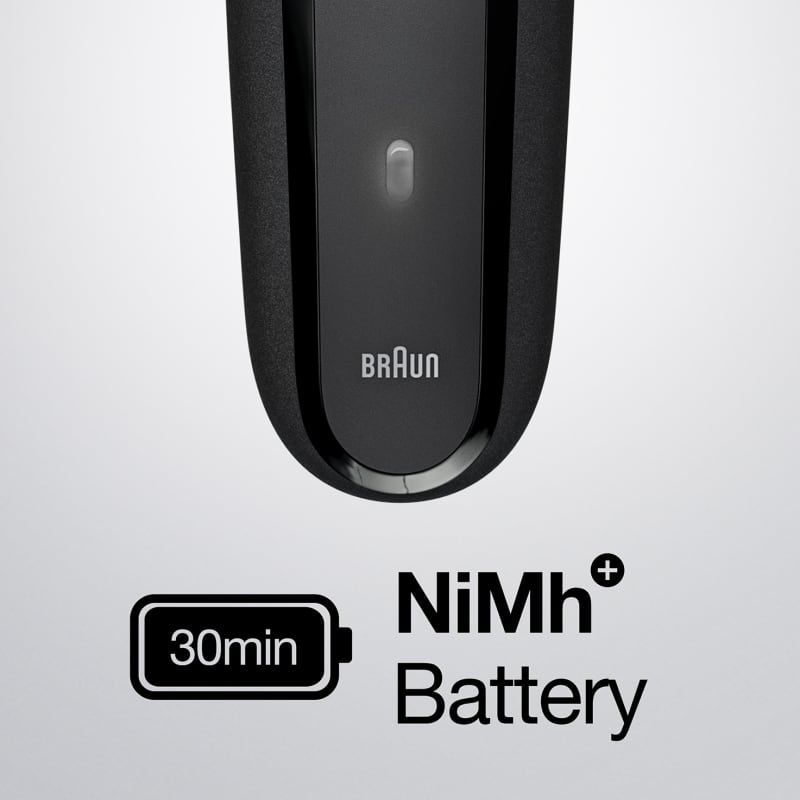 Batterie Ni-MH rechargeable
