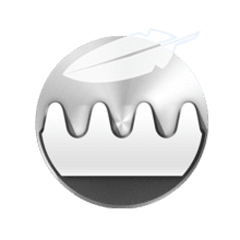 Rounded trimmer tips