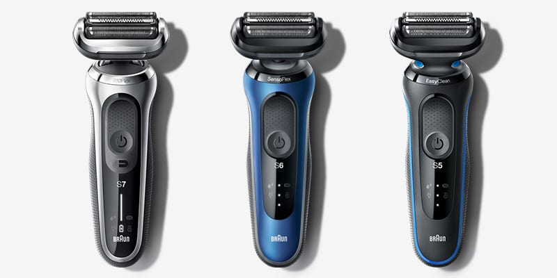 Guide to use your Series 7, 6 or 5 shaver