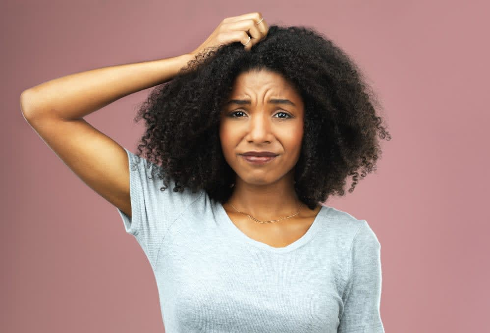 Stress Dandruff: How To Get Rid Of It?