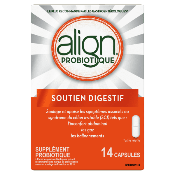 Align Probiotic Supplement - French