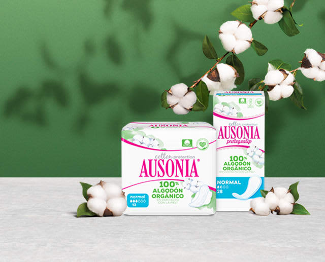 AUSONIA Protegeslips Cotton Protection Normal PLP