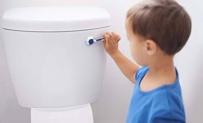 Best potty training tips for boys from experts & parents