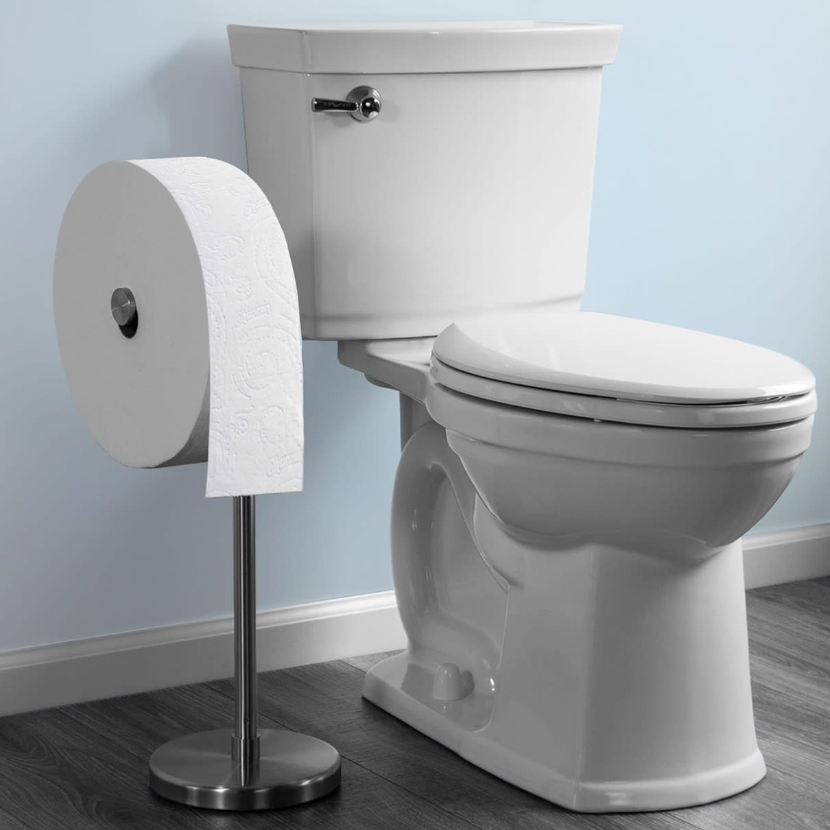 Septic safe giant toilet paper rolls
