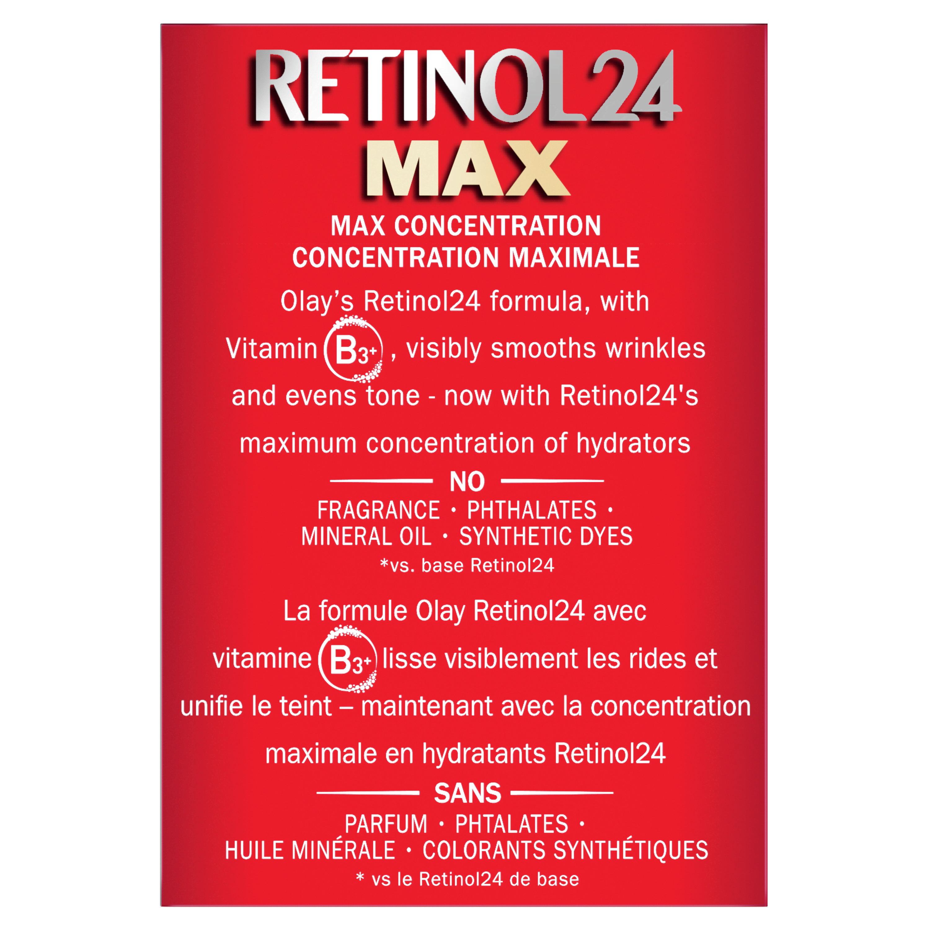 Regenerist Retinol24 MAX Night Moisturizer 50mL