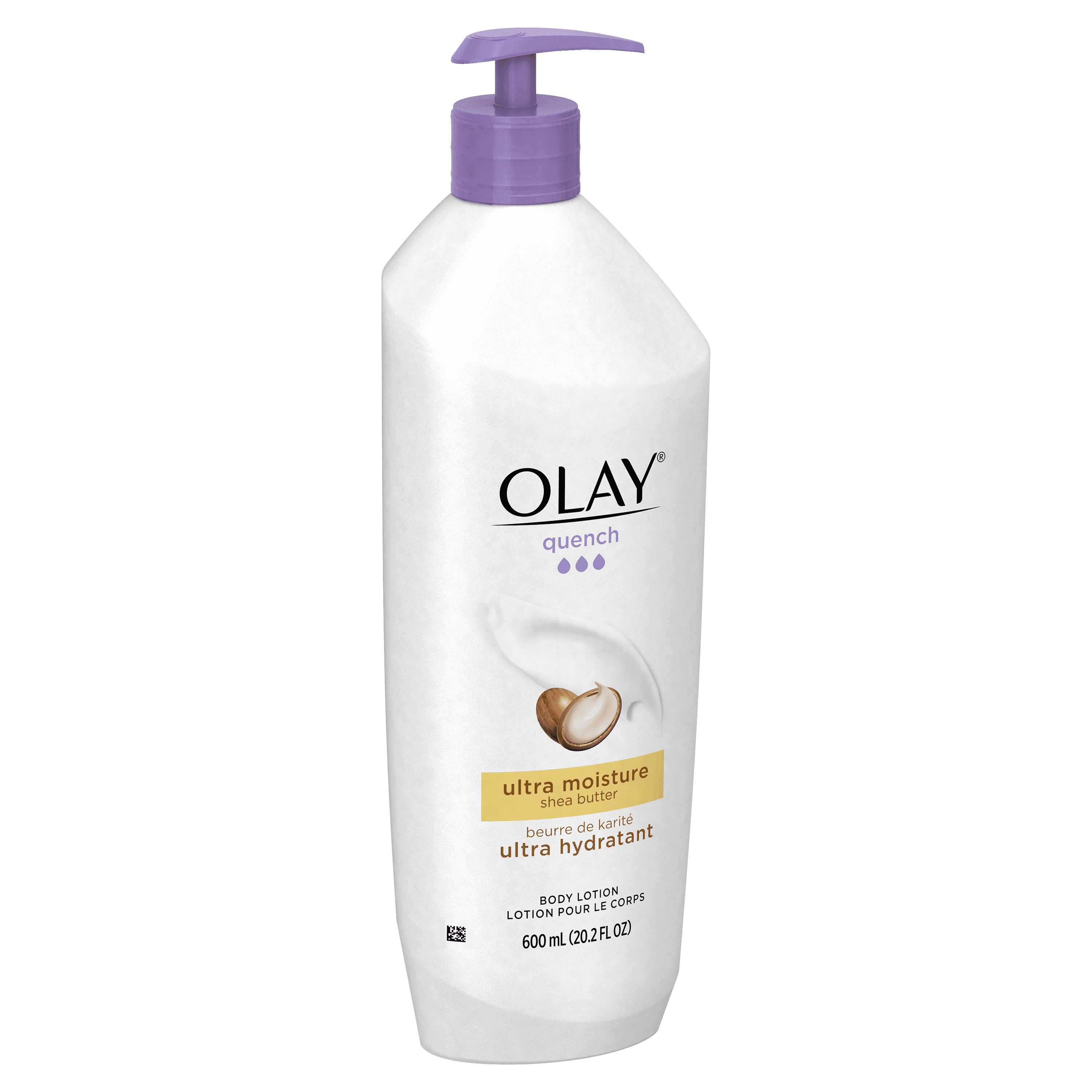 Quench Ultra Moisture Shea Butter Body Lotion_1