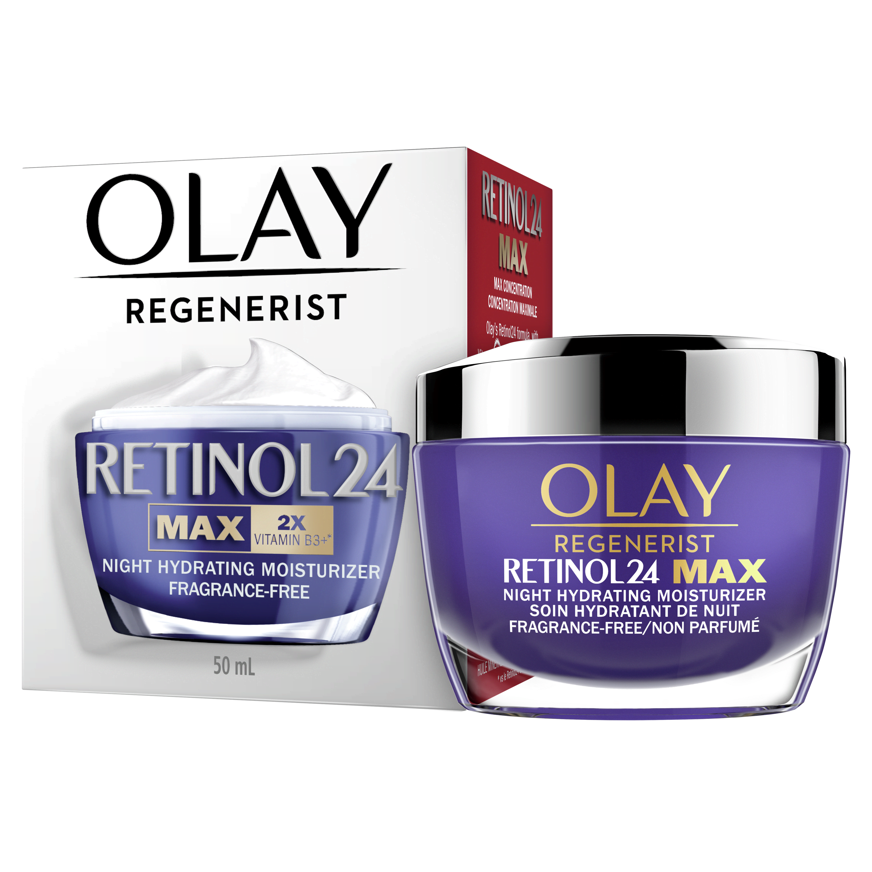 Regenerist Retinol24 MAX Night Moisturizer 50mL - 2