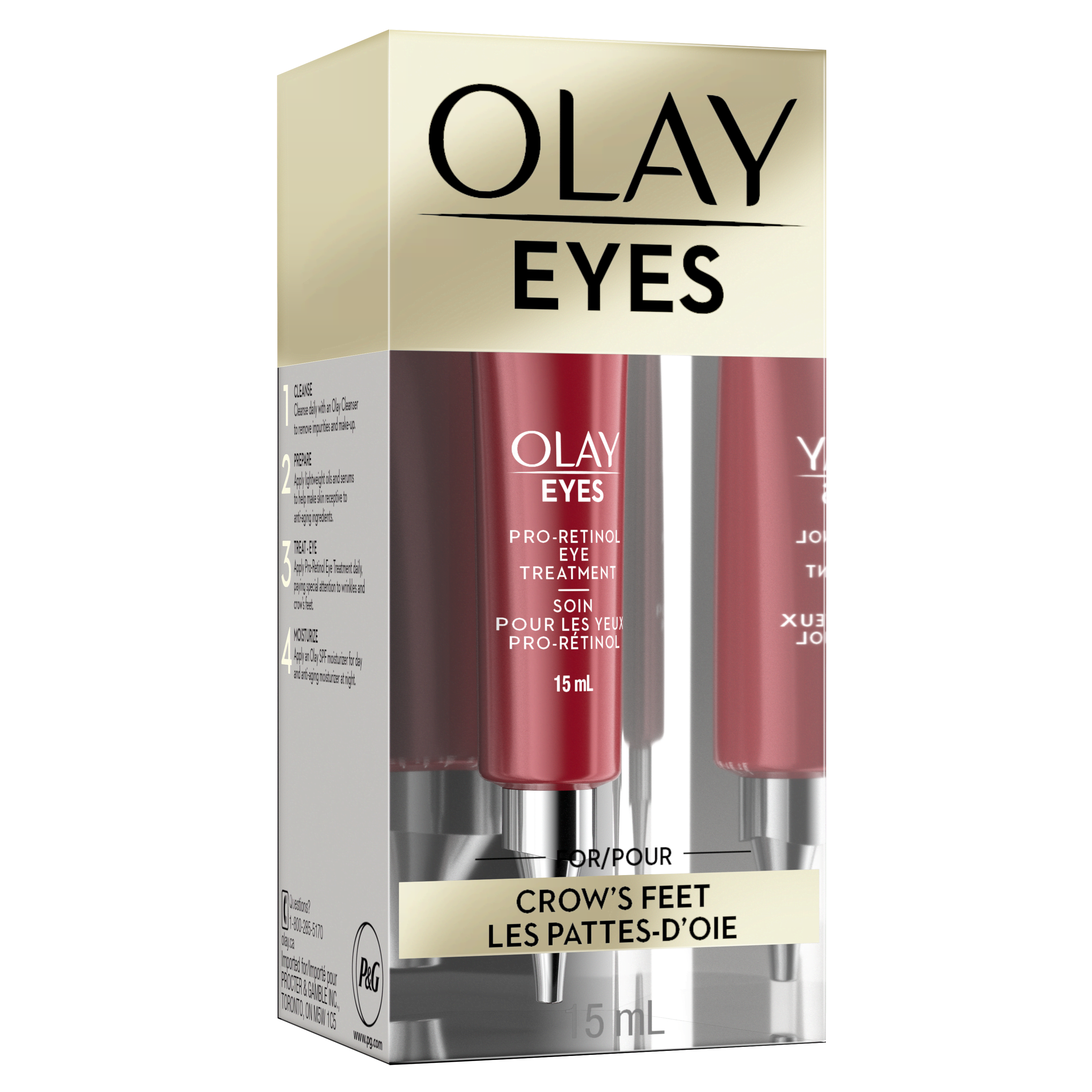 Olay Eyes Pro Retinol Eye Treatment for Wrinkles_2