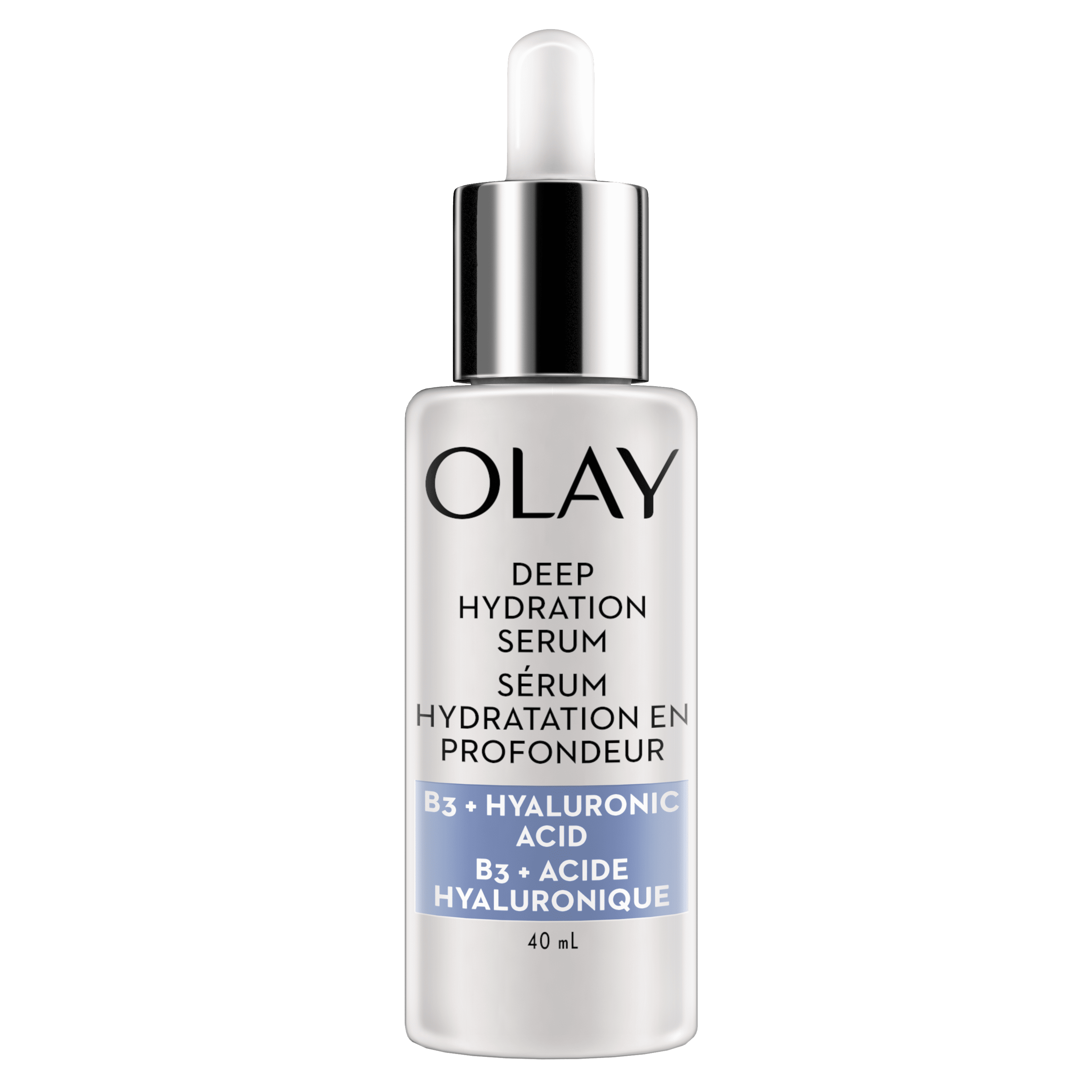 Olay Deep Hydration Serum with Vitamin B3plus Hyaluronic Acid 40 mL